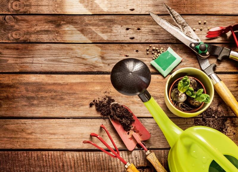 Narzędzia dla ogrodnika