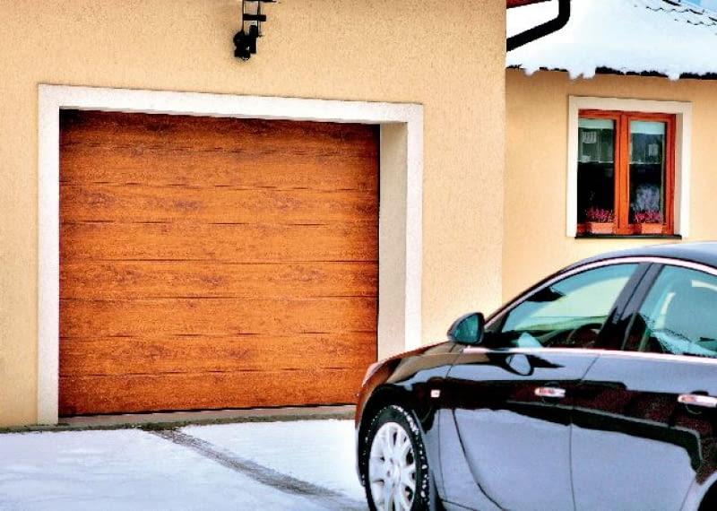 Brama garażowa wymaga regularnej konserwacji
