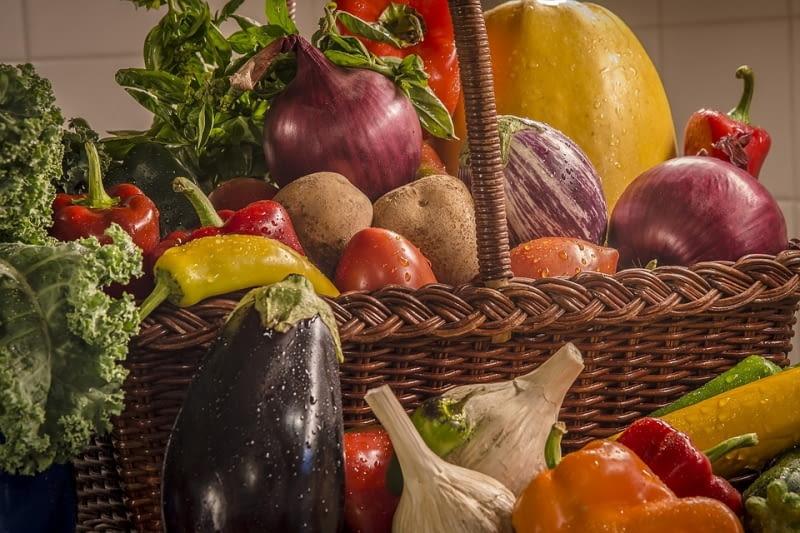 Kolorowe Warzywa Smakują I Ozdabiają E Ogrody