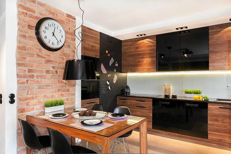 Oświetlenie W Kuchni Dyskretnie I Praktycznie