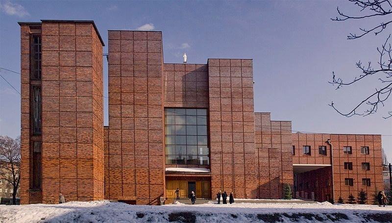 Kościół św. Stanisława Kostki we Wrocławiu.