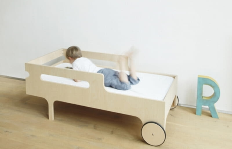 Łóżka, projekt Rafa-kids