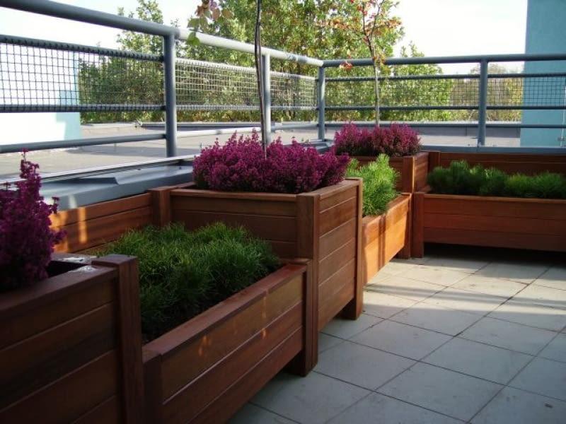 Projekty Balkonów Balkon Namiastka Ogrodu E Ogrody