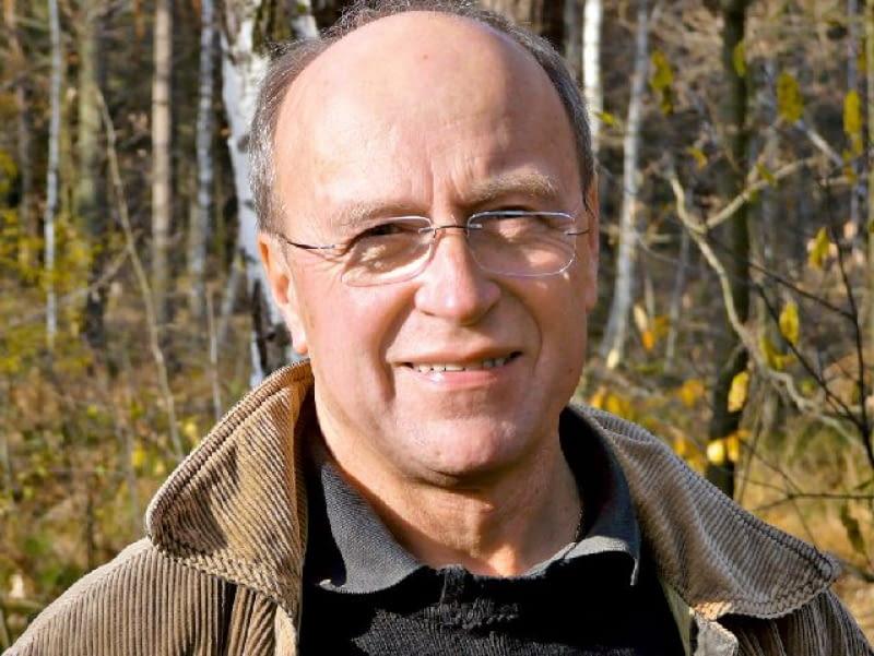 Krzysztof Traczyński, geotechnik, właściciel firmy Geotest