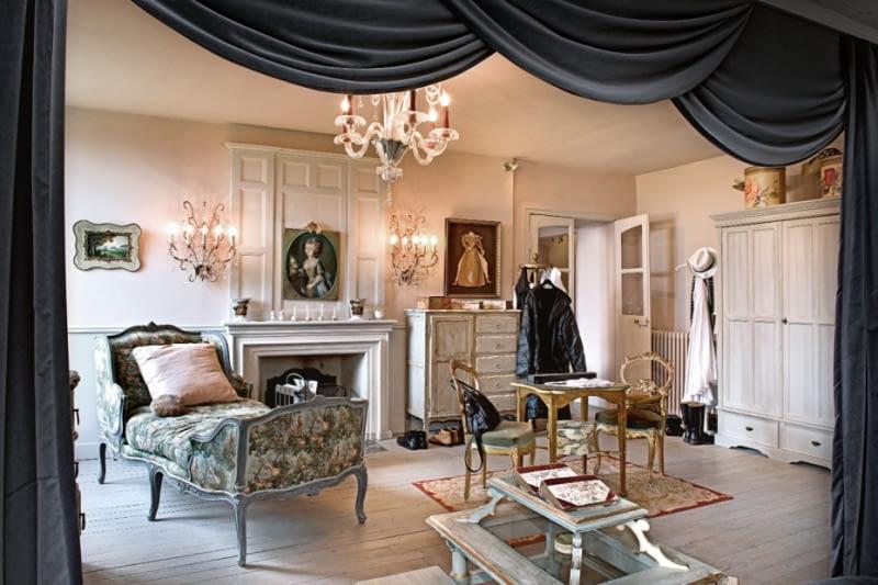 dom, dom we Francji, projektanci
