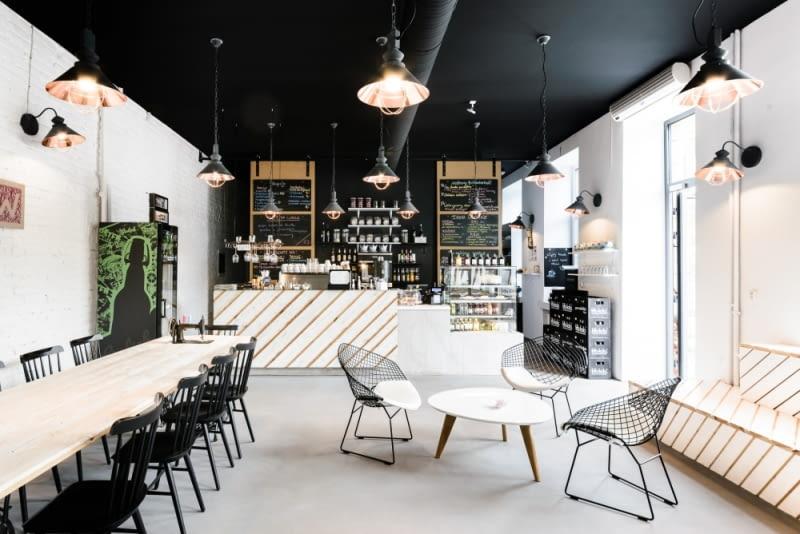 Restauracja Szwalnia Smaków w Łodzi