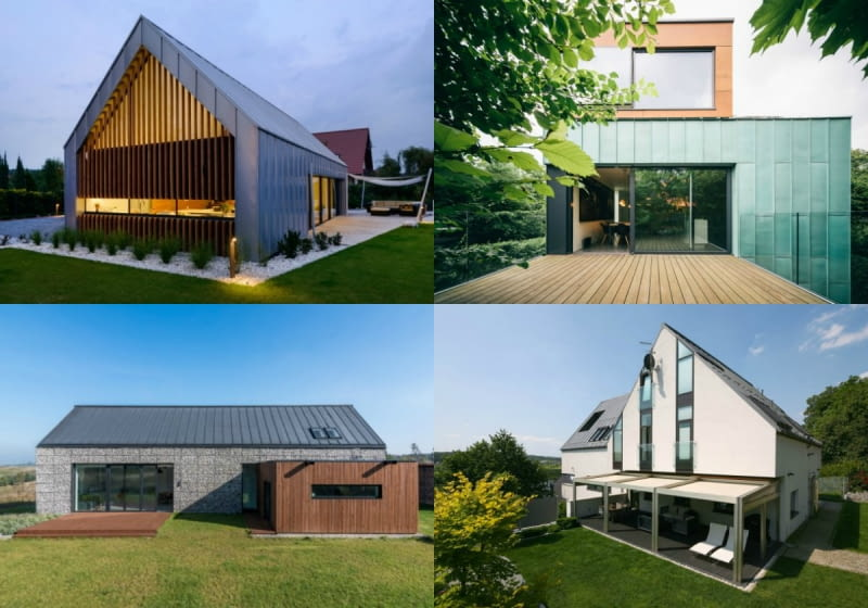 Najciekawsze domy jednorodzinne w Polsce