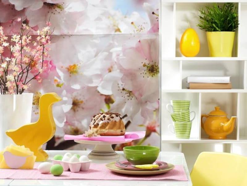 Dekoracje Pełne Wiosny ładny Dom