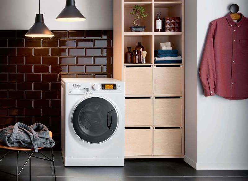 RDPD 96407 JD EU, 1400 obr./min, A/A/A, pranie 9 kg, suszenie 6 kg, zużycie wody: pranie - brak danych, pranie zsuszeniem 105 l, 2150 zł, Hotpoint
