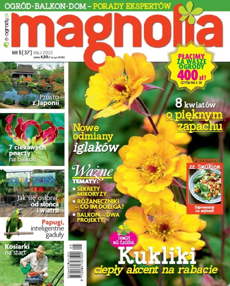 Magazyn Magnolia maj 2015