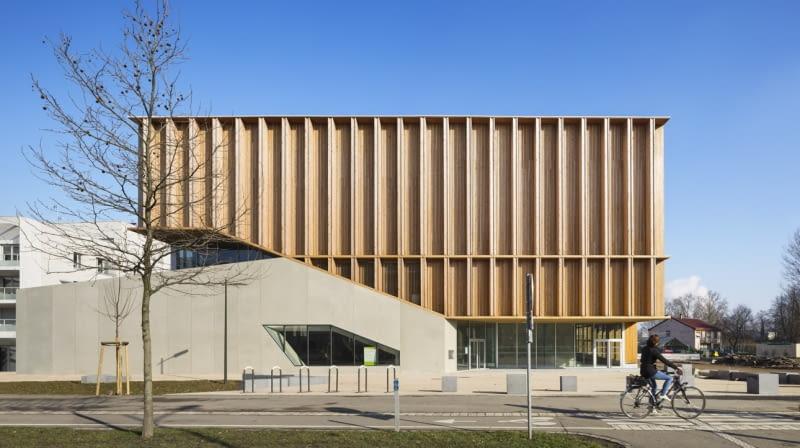 Nowa sala sportowa w Strasburgu