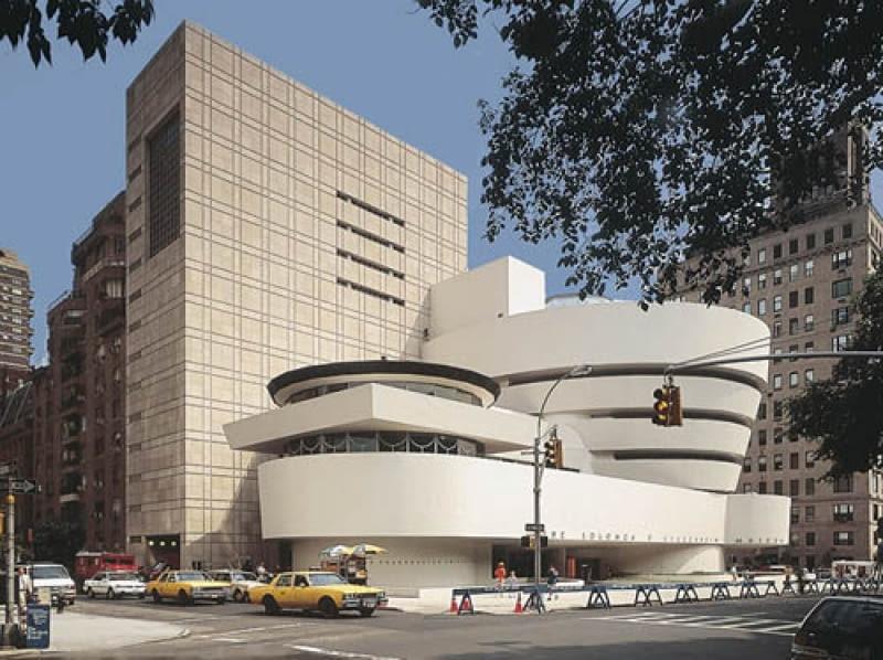 Muzeum Guggenheima, Nowy Jork, muzeum