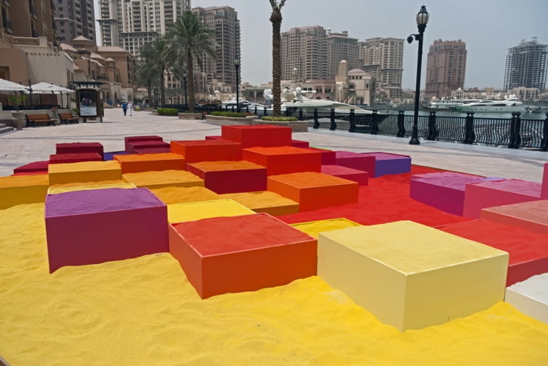 The Dream City, Doha, Qatar