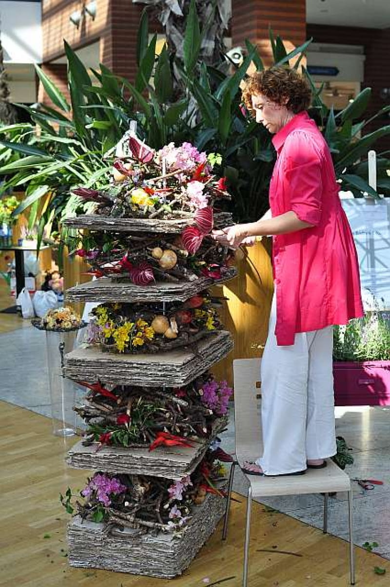 Zostań Mistrzem Bukietów Zobacz Florystyczne Prace