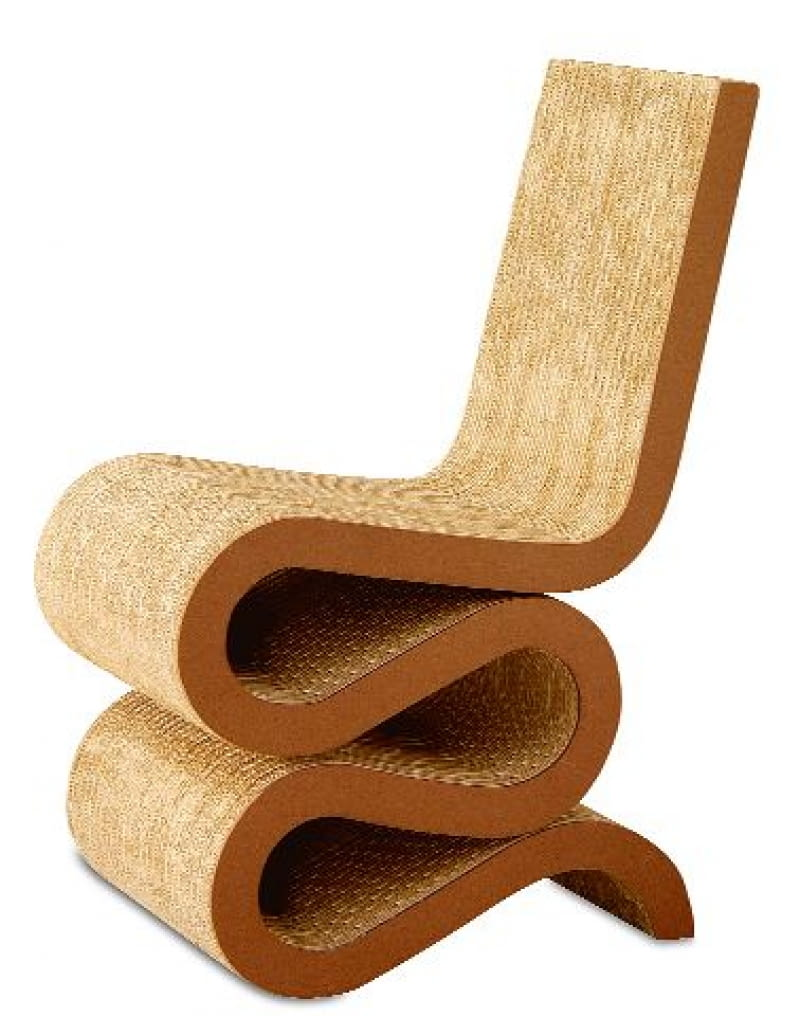 Wiggle Side Chair, Vitra/Mesmetric