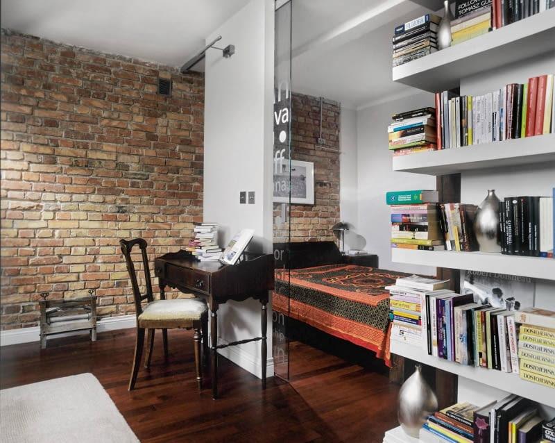 Jak Urządzić Sypialnię W Salonie ładny Dom