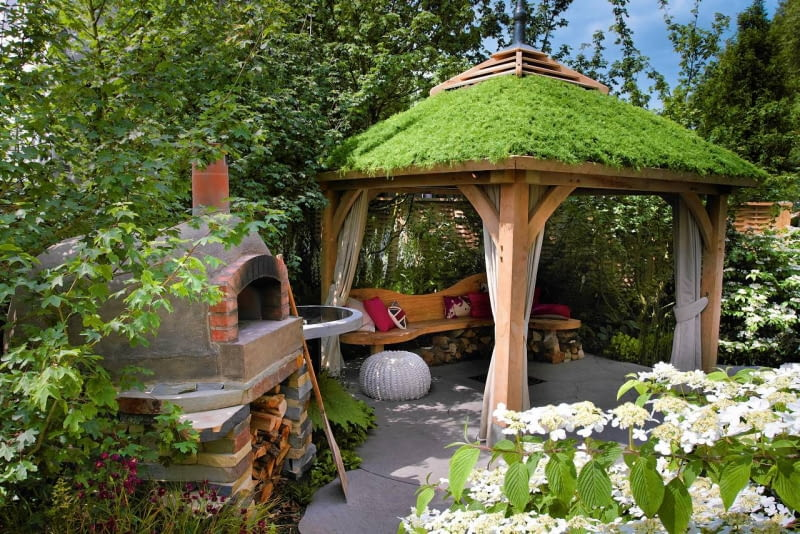 Zielone Dachy Pełne Kwiatów I Trawy Zobacz Jak Je Zrobić