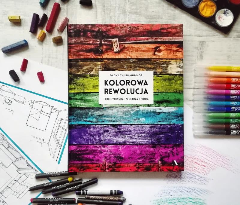 Książka 'Kolorowa rewolucja'