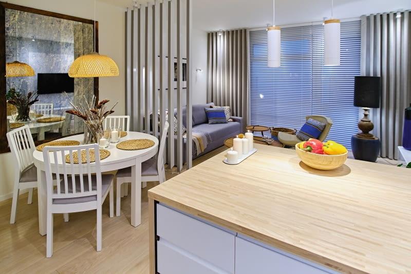 Jak urządzić mieszkanie dwupokojowe? Projekt, aranżacja