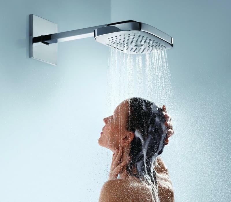 deszczownica, wyposażenie łazienek