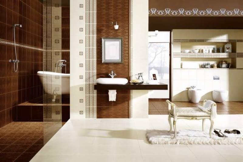 Nowoczesne Aranżacje łazienek