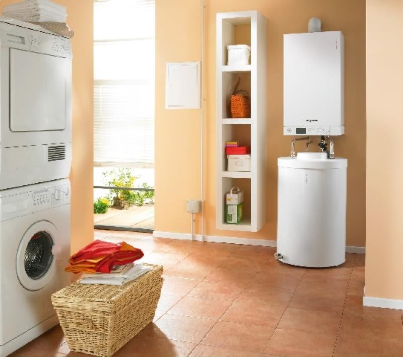 Kocioł wiszący z zasobnikiem to najczęściej kupowany zestaw wśród urządzeń kondensacyjnych