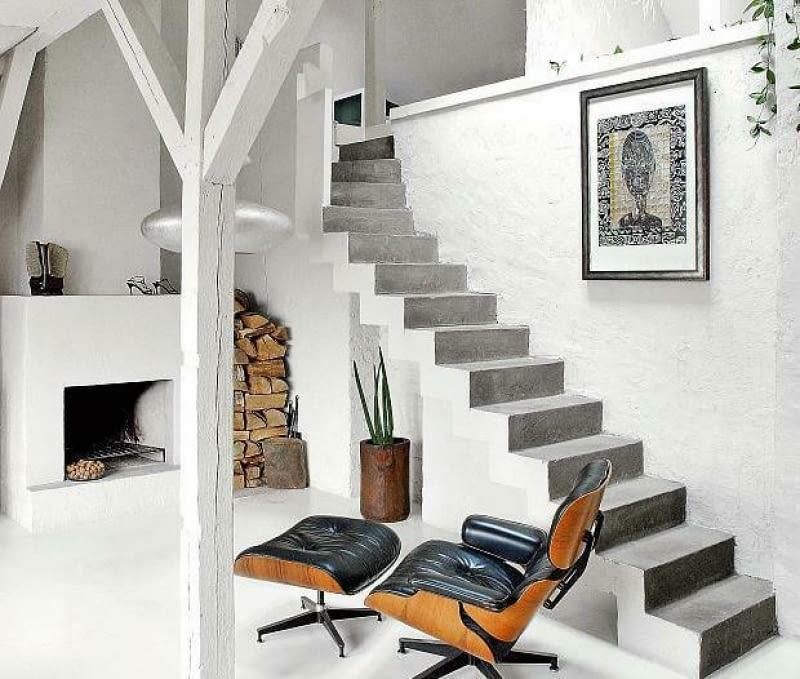 schody betonowe