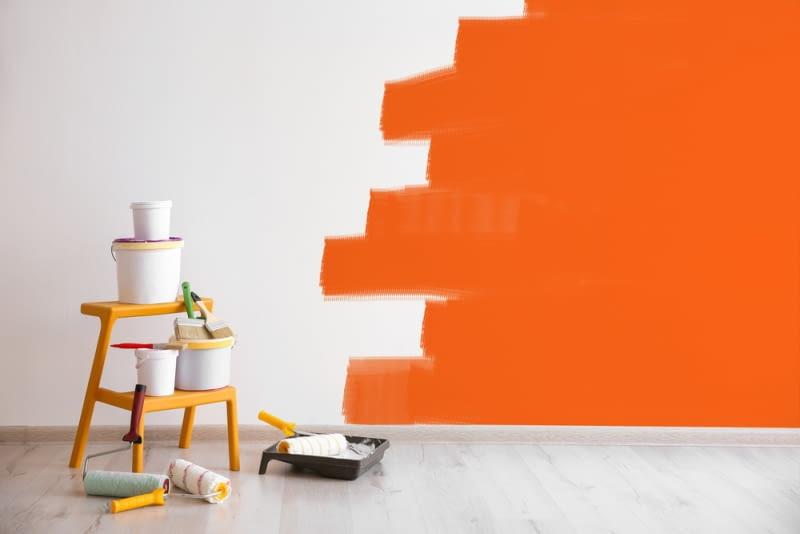 Jak zwiększyć trwałość farby wewnętrznej?