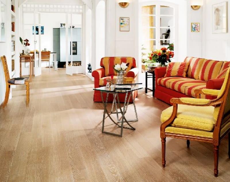 drewno na ogrzewanie podłogowe