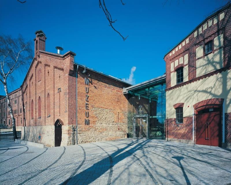 Tyskie Muzeum Piwowarstwa projektu Tomasza Koniora