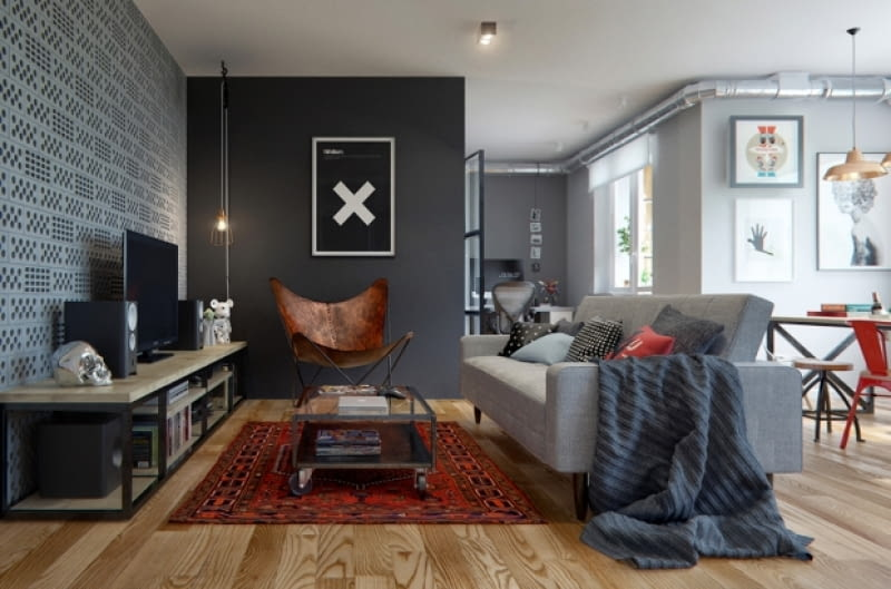 mieszkanie, nowoczesne mieszkanie, jak urządzić mieszkanie
