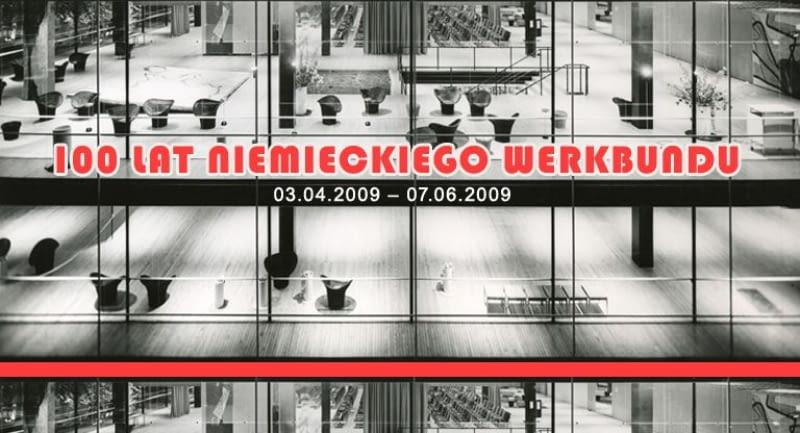 Sto lat niemieckiego Werkbundu 1907-2007