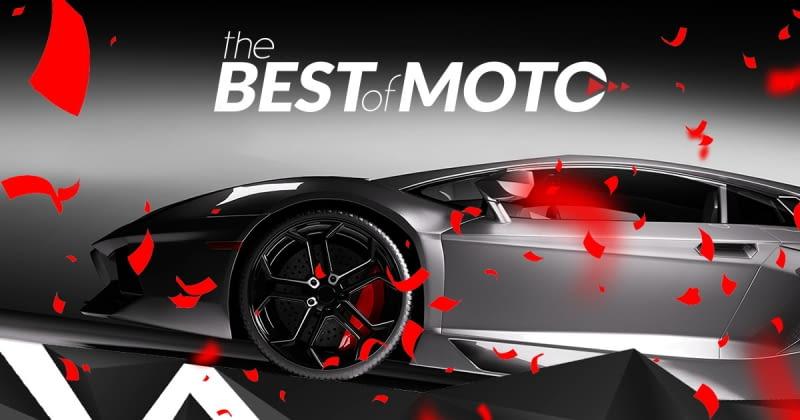 The Best Of Moto 2018