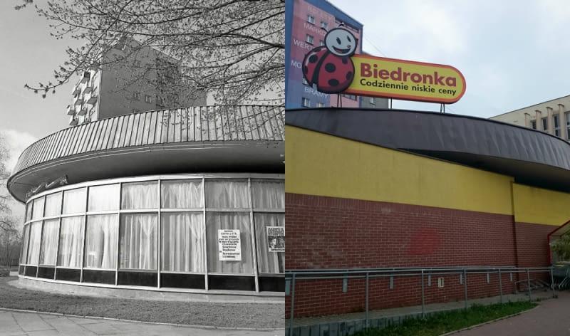 Metamorfoza dawnej kawiarni Biruta w Kielcach
