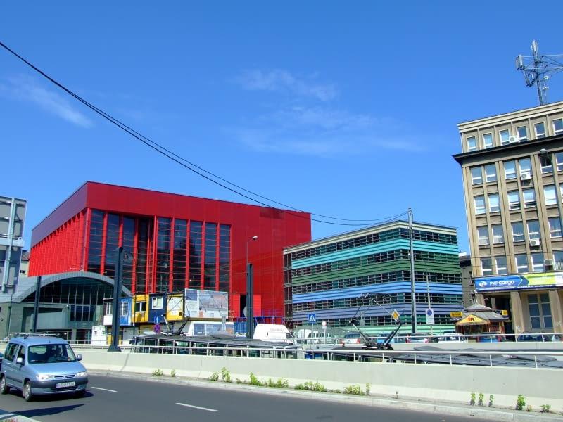 Nowy gmach Opery w Krakowie