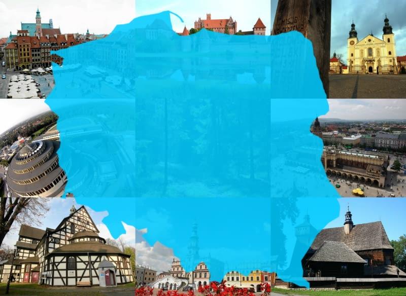 Polskie skarby z Listy UNESCO