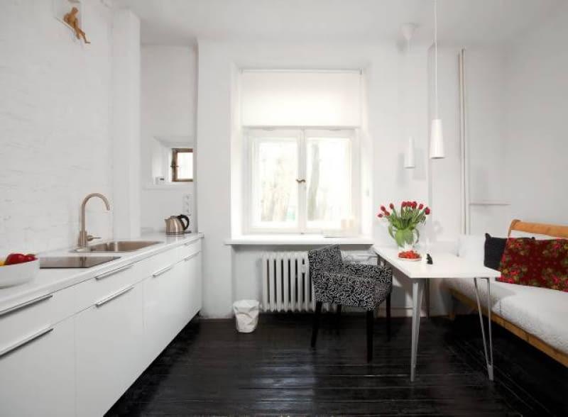 Kuchnia Podłoga Inna Niż Wszystkie ładny Dom