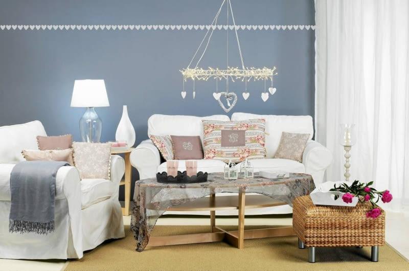 Jaki Kolor ścian Do Białych Mebli ładny Dom