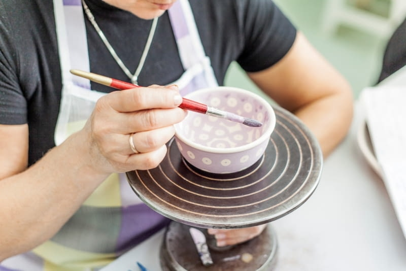 polski stół, polski design, porcelana, ceramika