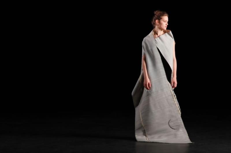 Taller: obiekt - ubranie projekty Maryli Sobek - wystawa w Muzeum Architektury we Wrocławiu