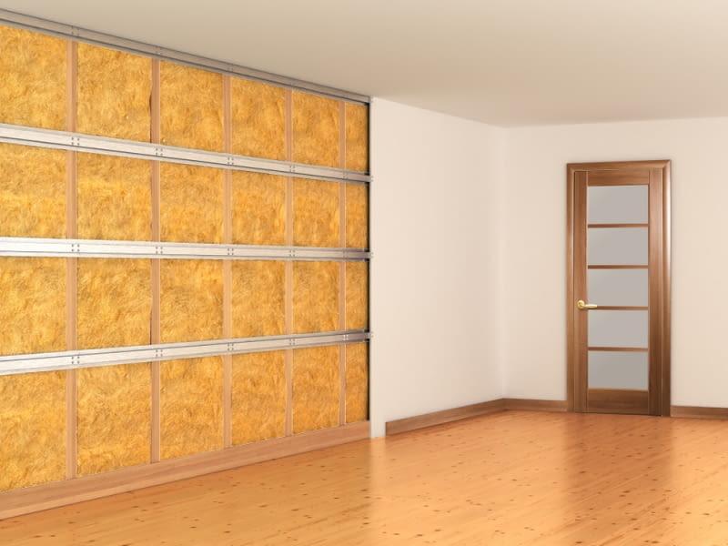 Wyciszanie pomieszczeń domowych