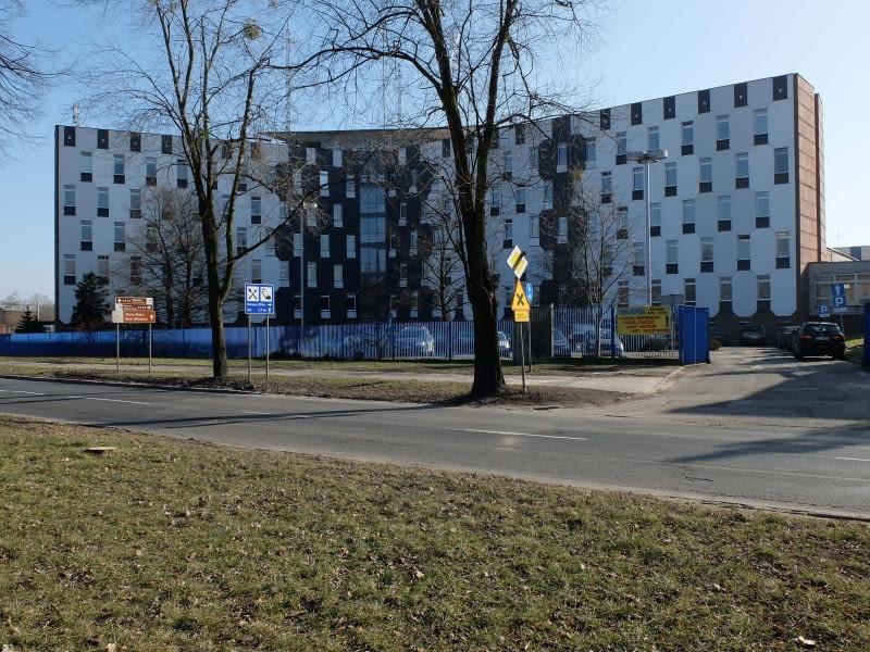 Komenda policji w Częstochowie