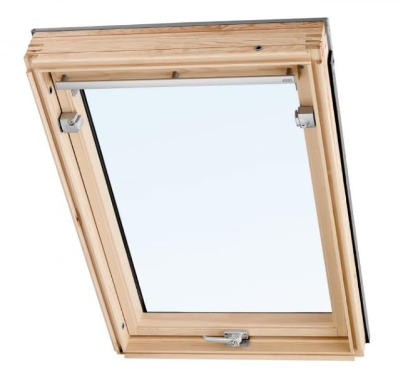 Fot. Velux, antywłamaniowe zabezpieczenia w oknach dachowych