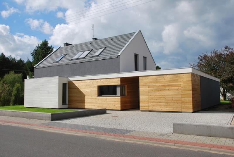 Dom jednorodzinny w Kowanówku