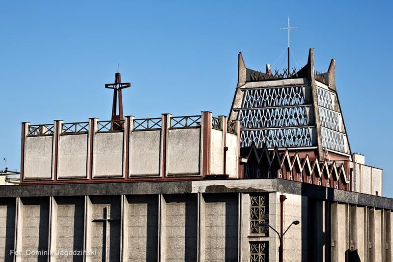Kościół Najświętszego Serca Pana Jezusa, ul. Armii Krajowej 46
