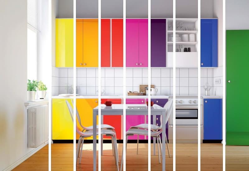 Jaki Kolor Wybrać Do Kuchni Meble Kuchenne I ściany W