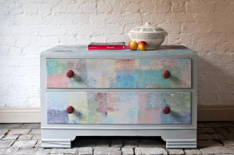 farba do mebli Annie Sloan, malowanie mebli