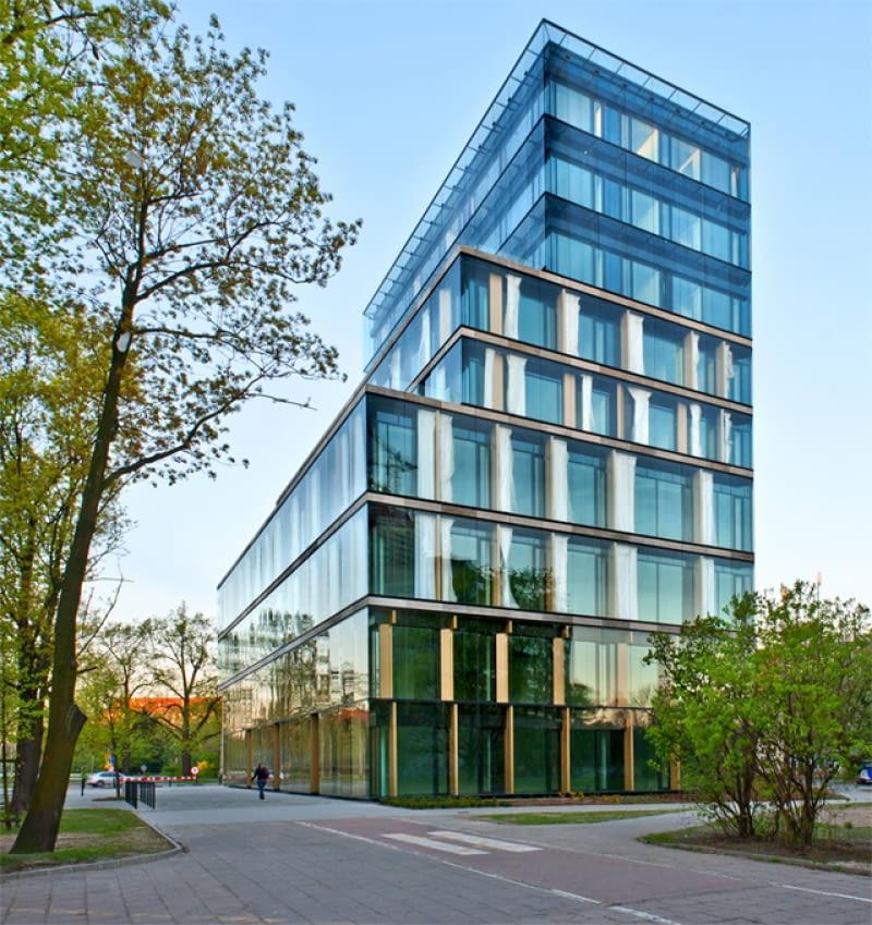 Apartamentowiec Thespian we Wrocławiu proj. Maćków Pracownia Projektowa