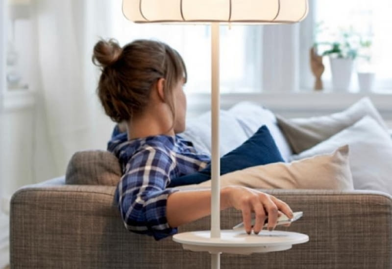 VARV, lampa, lampa IKEA