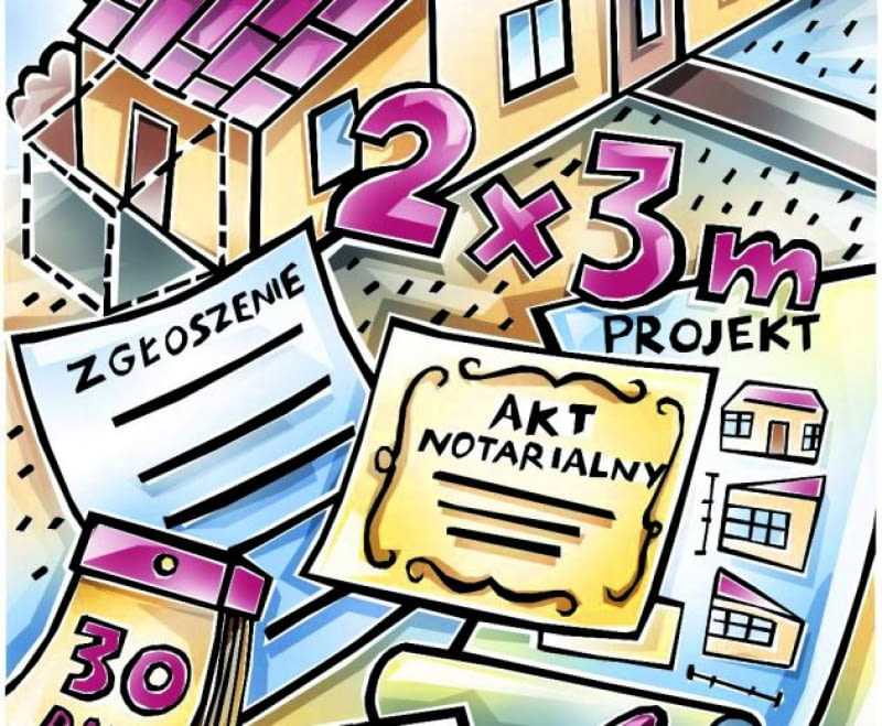Jeśli jesteś współwłaścicielem nieruchomości a chcesz ją np. rozbudować - wówczas konieczna jest zgoda sąsiada.